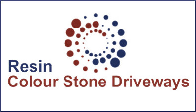 Resin Colour Stone Driveways logo.